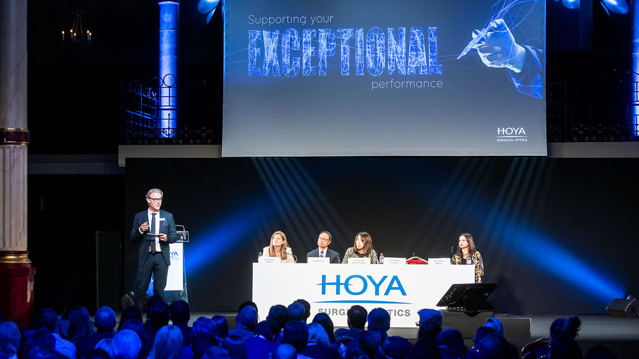 HOYA Exceptional performance