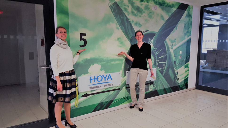 HOYA Surgical Optics Opens New Office in Frankfurt (3)