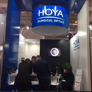 HSO Participation and Vivinex Launch the Brazilian Society of Cataract and Refractive Surgery Congress (BRASCRS) in São Paulo (2)