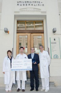 Winners of the First Annual HOYA Surgical Optics Scientific Prize (1)